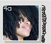 type cheveux a